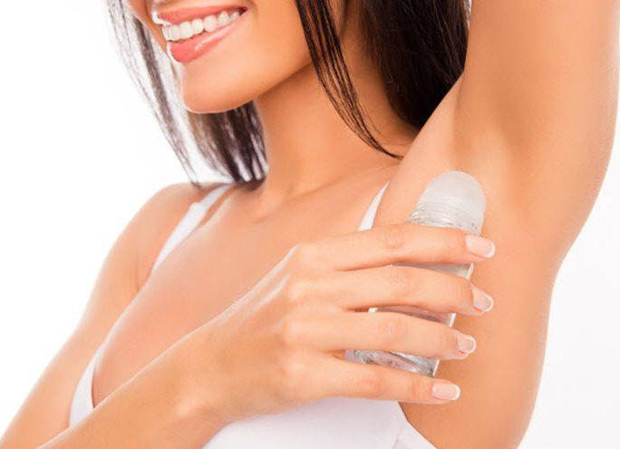 Skin Whitening Deodorant