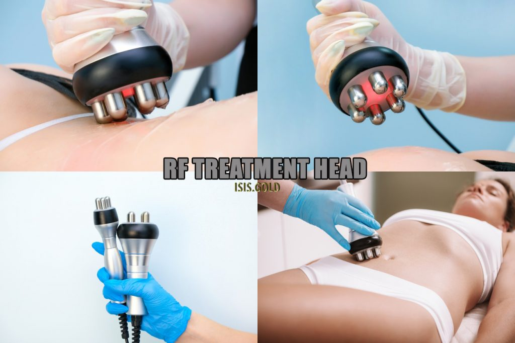 rf treatment head, rf radio frequency cellulite , get rid of cellulite before and after, how to get rid of cellulite on thighs and buttocks, cellulite reduction